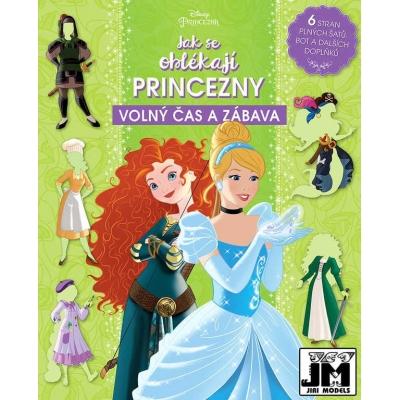 JIRI MODELS Jak se oblékají Princezny Disney volný čas a zábava