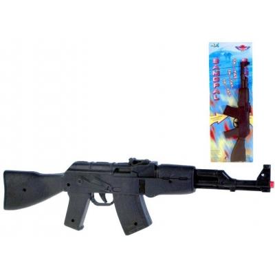 Samopal AK-47 47cm na kartě