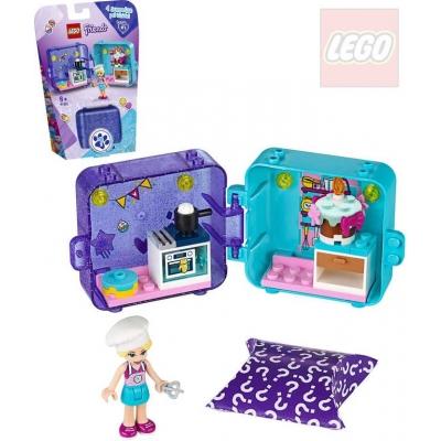 LEGO FRIENDS Herní boxík: Stephanie 41401 STAVEBNICE