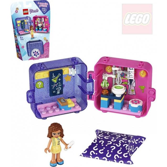 LEGO FRIENDS Herní boxík: Olivia 41402 STAVEBNICE
