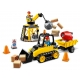 LEGO CITY Buldozer na staveništi 60252 STAVEBNICE