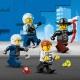 LEGO CITY Pronásledování s policejní helikoptérou 60243 STAVEBNICE