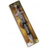 Meč plastový rytířský 50cm na kartě