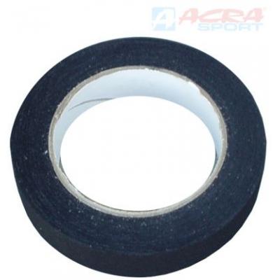 ACRA Sportpáska (textilní páska) na hokejky 2,5cm x 25m 2 barvy