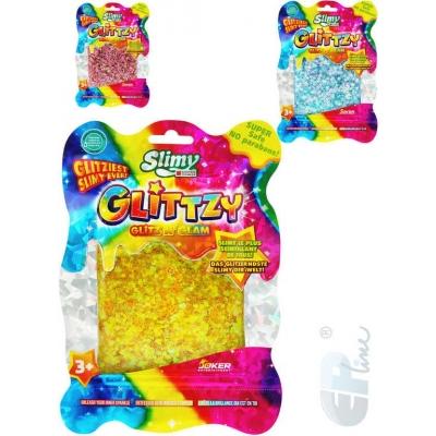 EP Line Slimy Glittzy 120g sliz se třpytkami v sáčku různé barvy