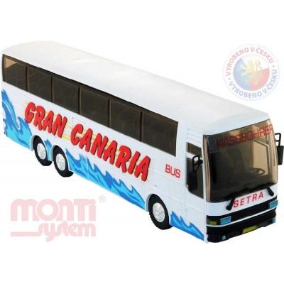 MONTI SYSTÉM 31 Auto Bus Setra GRAND CANARIA MS31 0108-31