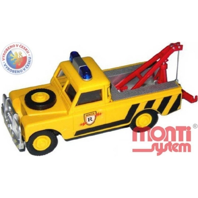 MONTI SYSTÉM 56 Auto Land Rover TOW TRUCK MS56 0101-56