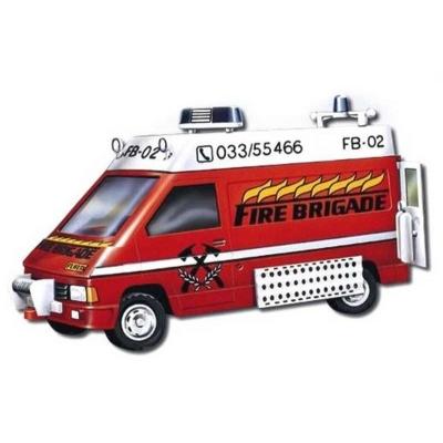 MONTI SYSTÉM 45 Auto Renault Trafic FIRE BRIGADE MS45 0102-45