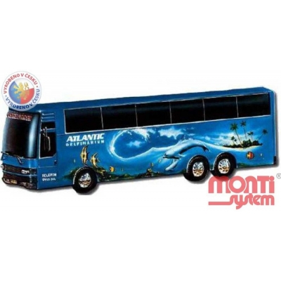 MONTI SYSTÉM 50 Bus Setra ATLANTIC DOLPHI MS50 0118-50