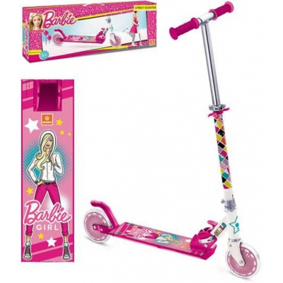 SEDCO Koloběžka dětská Mondo ALU 1185 Barbie