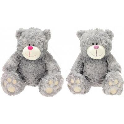 PLYŠ Medvěd sedící 25 cm 2 barvy *PLYŠOVÉ HRAČKY*