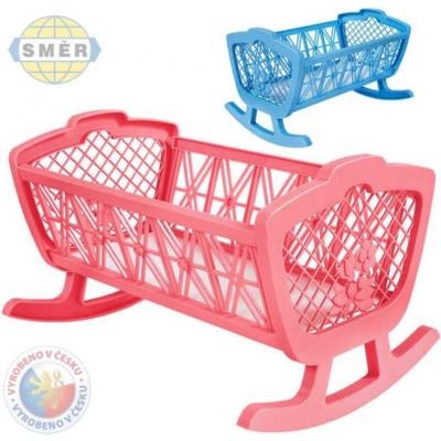 SMĚR Kolébka plastová bez soupravy PLAST