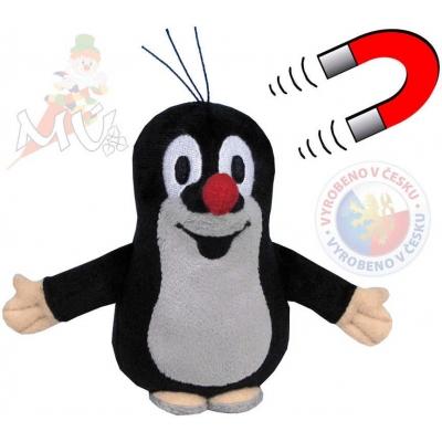 MORAVSKÁ ÚSTŘEDNA Krtek (krteček) s magnetem 10 cm * PLYŠ *