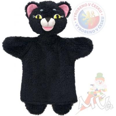 MORAVSKÁ ÚSTŘEDNA Maňásek s ťapkami Kočička černá