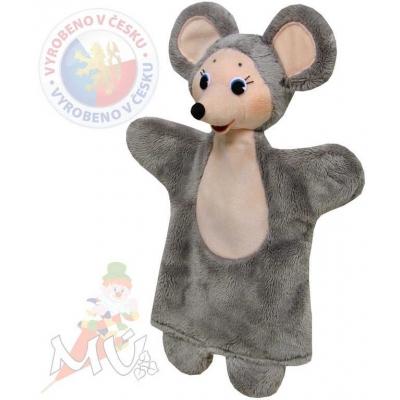 MORAVSKÁ ÚSTŘEDNA Maňásek s ťapkami Myška