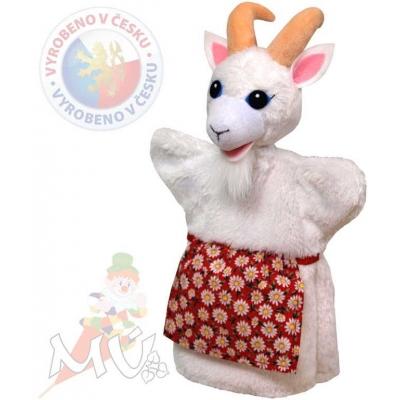 MORAVSKÁ ÚSTŘEDNA Maňásek s ťapkami Koza