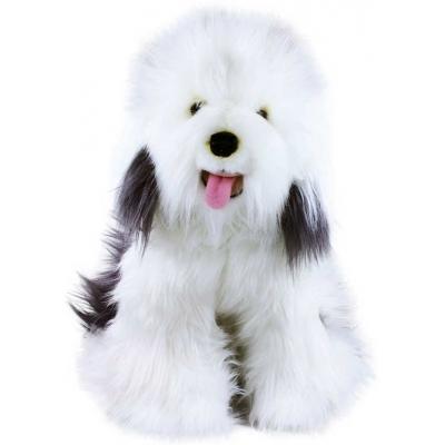PLYŠ Pes ovčácký bobtail 30cm *PLYŠOVÉ HRAČKY*
