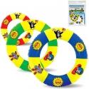KRTEK (Krteček) Dětský nafukovací kruh 40cm do vody 3 barvy