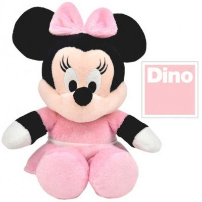 DINO PLYŠ Disney myška Minnie 25cm PLYŠOVÉ HRAČKY