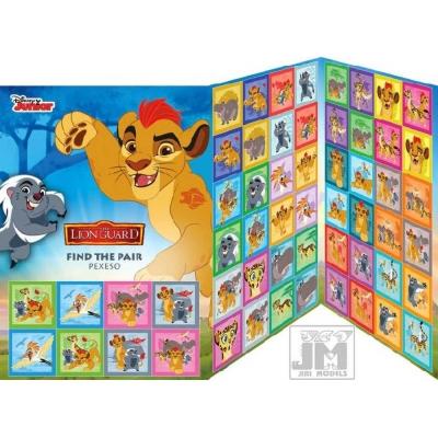 JIRI MODELS Pexeso Lví hlídka (Lion King)