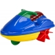 SIMBA Člun do vody na klíček (loďka do vany)