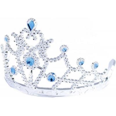 KARNEVAL Korunka princezna zimní plastová KARNEVALOVÝ DOPLNĚK