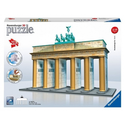RAVENSBURGER Puzzle 3D Brandenburská brána