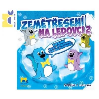 MAC TOYS Hra Zemětřesení na ledovci 2 *SPOLEČENSKÉ HRY*