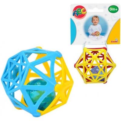 SIMBA Soft BABY koule s chrastítkem 4 druhy Pro miminko