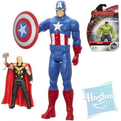 HASBRO AVN Figurka kloubová akční 10cm All-Stars Avengers 12 druhů