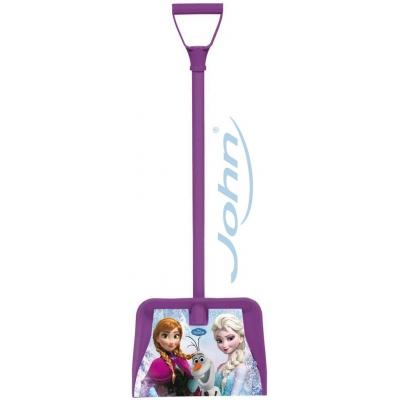 JOHN Lopata na sníh fialová Frozen (Ledové Království) pro holčičky