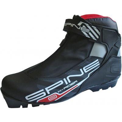 SKOL Boty běžecké Spine X Rider SNS vel.43 voděodolná syntetická kůže
