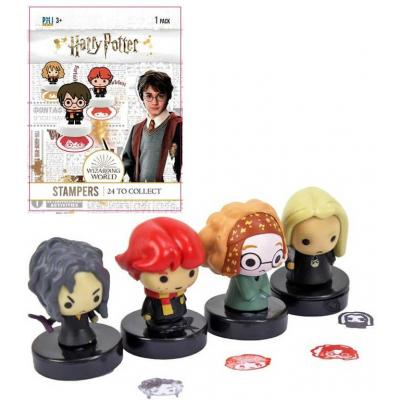 Razítko na tužku figurka Harry Potter různé druhy v sáčku s překvapením