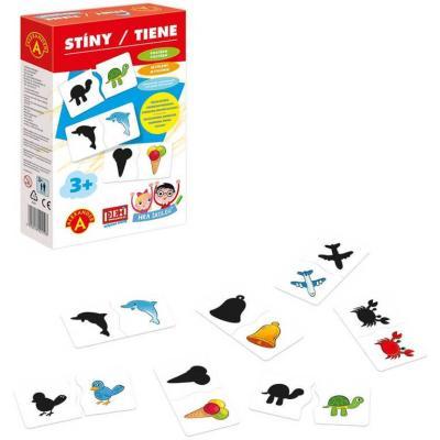 ALEXANDER Hra školou Stíny naučná hra v krabici