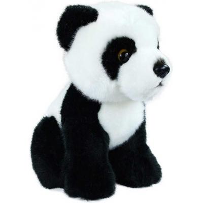 PLYŠ Panda sedící 18cm exkluzivní kolekce *PLYŠOVÉ HRAČKY*