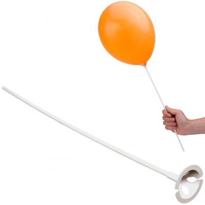 Tyčka a klobouček Na nafukovací balónky Na uchycení balónků PLAST