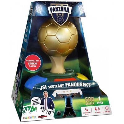 ADC Hra elektronická FanZóna fotbalový kvíz na baterie Zvuk *SPOLEČENSKÉ HRY*
