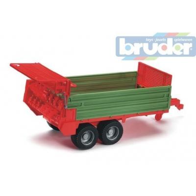 BRUDER 02209 (2209) Rozmetadlo velké