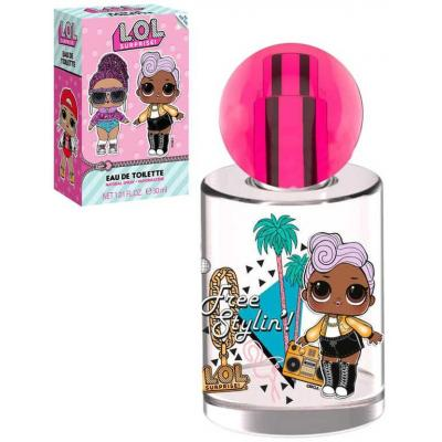 EDT Parfém L.O.L. Surprise! 30ml toaletní voda dětská kosmetika
