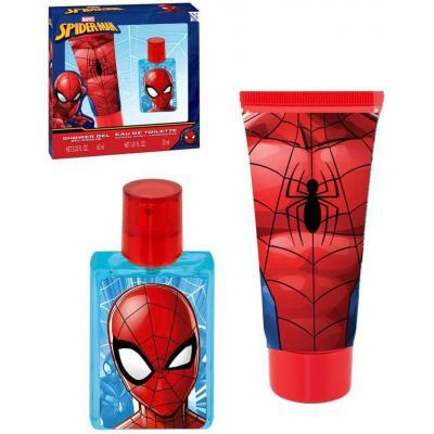EP Line Spiderman dárkový set EDT 30ml + sprchový gel 60ml dětská kosmetika