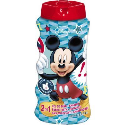 Šampón a pěna do koupele 2v1 Mickey Mouse 475ml dětská kosmetika