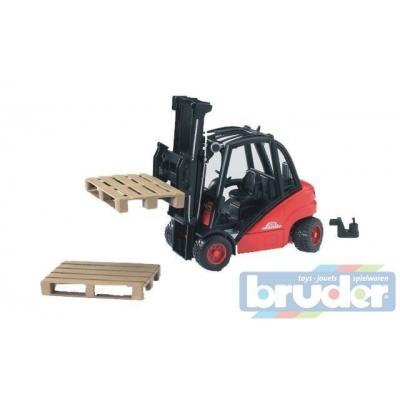 BRUDER 02511 (2511) Vysokozdvižný vozík LINDE H30D