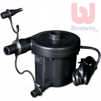 BESTWAY Pumpa elektrická černá 230V