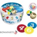 BONAPARTE Hra GRABOLO na postřeh (voděodolné karty H2O) *SPOLEČENSKÉ HRY*