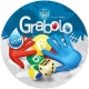 BONAPARTE Hra GRABOLO na postřeh (voděodolné karty H2O) SPOLEČENSKÉ HRY