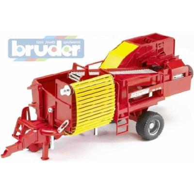 BRUDER 02130 (2130) Kombajn na brambory GRIMME SE 75