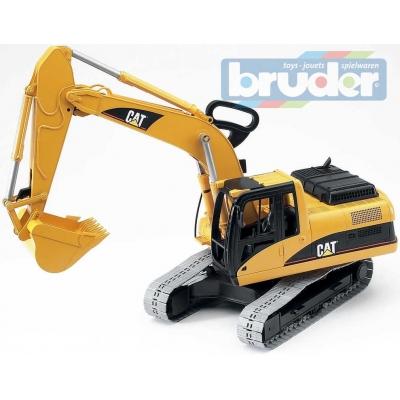 BRUDER 02438 (2438) Bagr CATERPILLAR