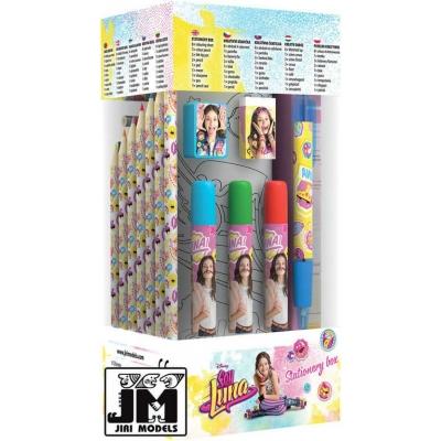 JIRI MODELS Stationery krabička kreativní box Soy Luna omalovánky