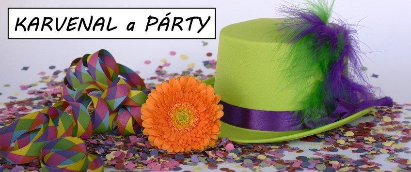 Karneval a párty